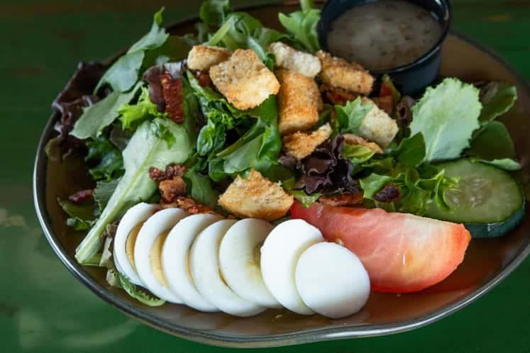 Side Dinner Salad