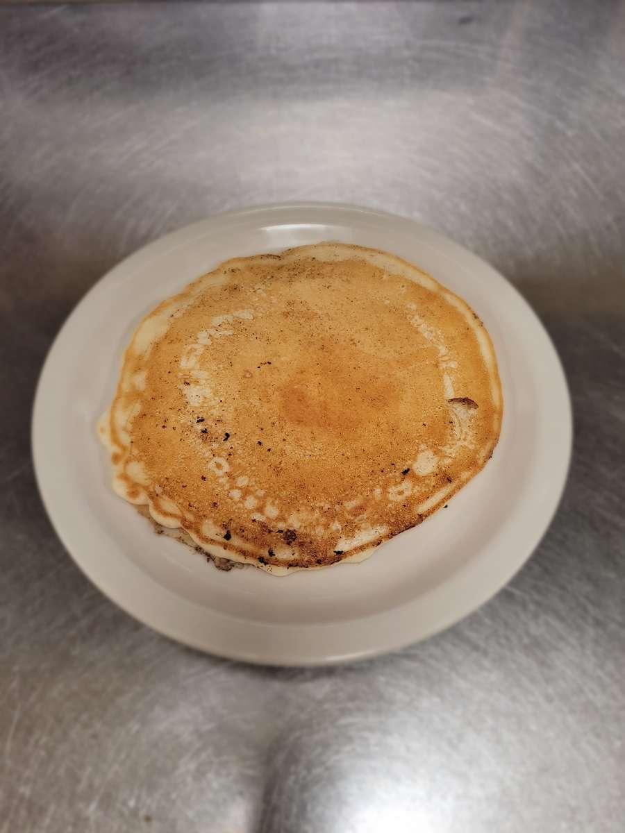 Single Pancake, French Toast