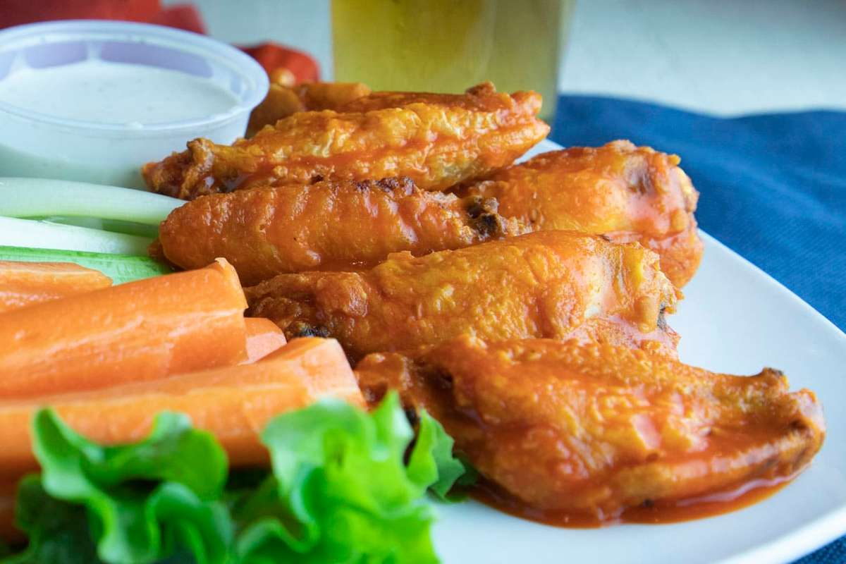 Griffin's Wings