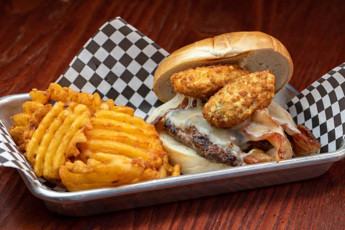 Popper Burger