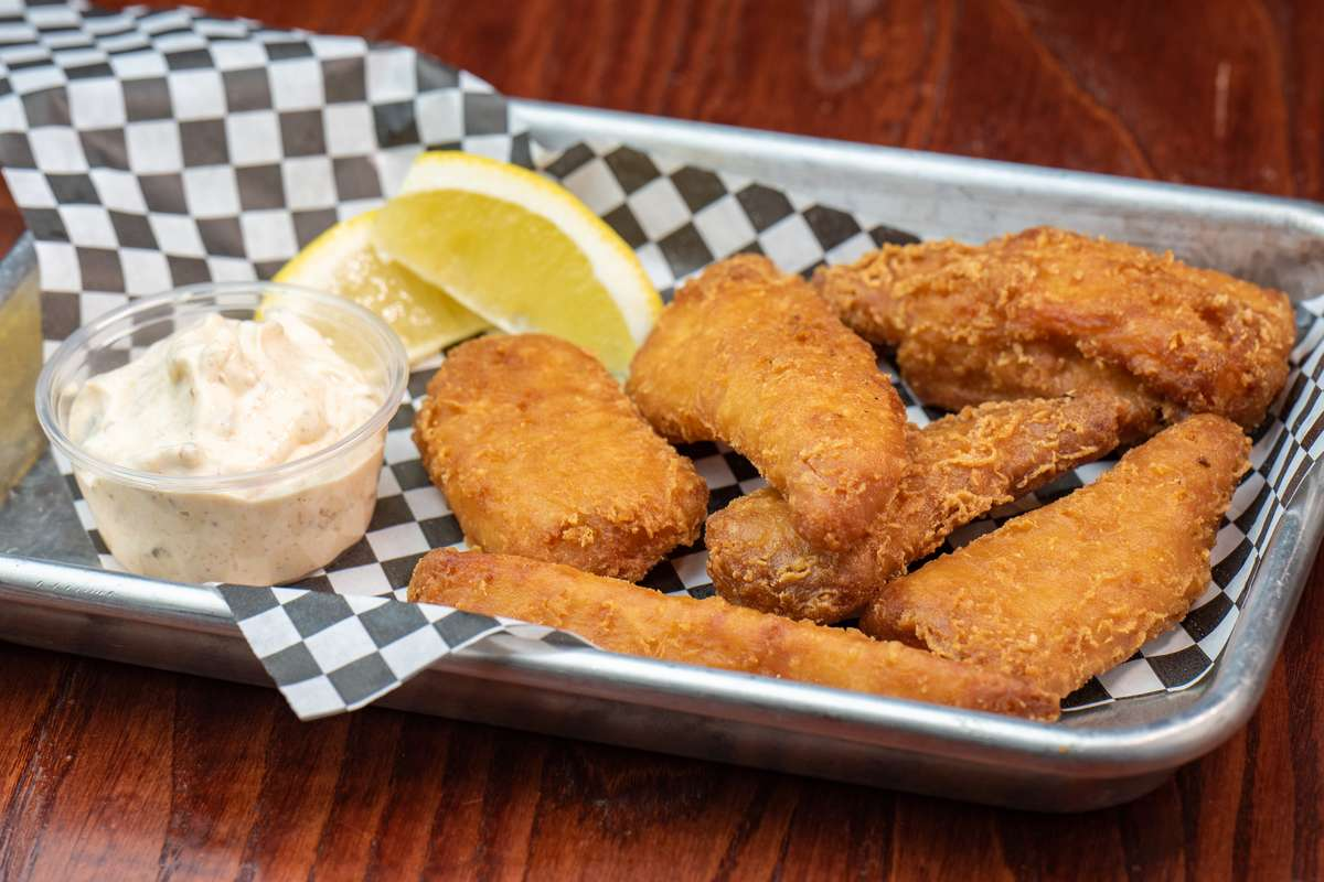 Walleye Fingers*