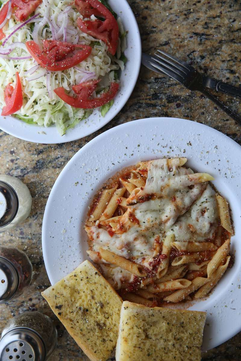 SATURDAY - Baked Penne