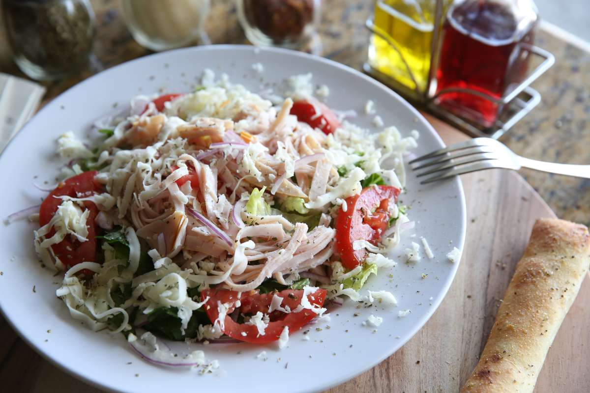 TURKEY DELIGHT SALAD