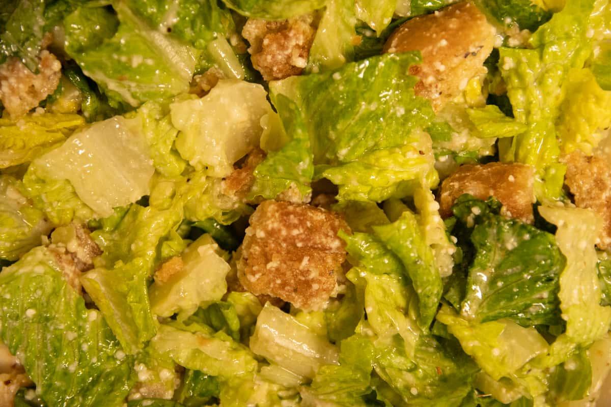 Caesar Salad**