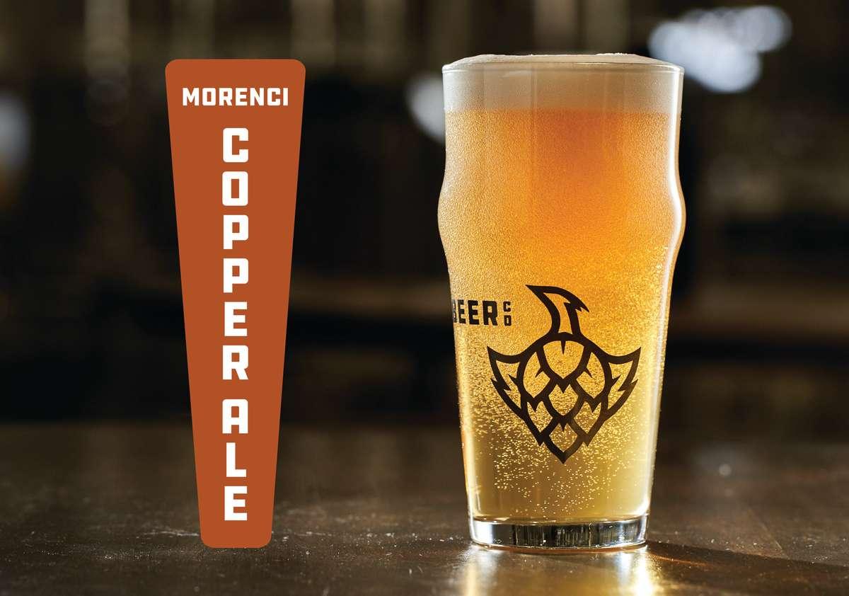 Morenci Copper Ale