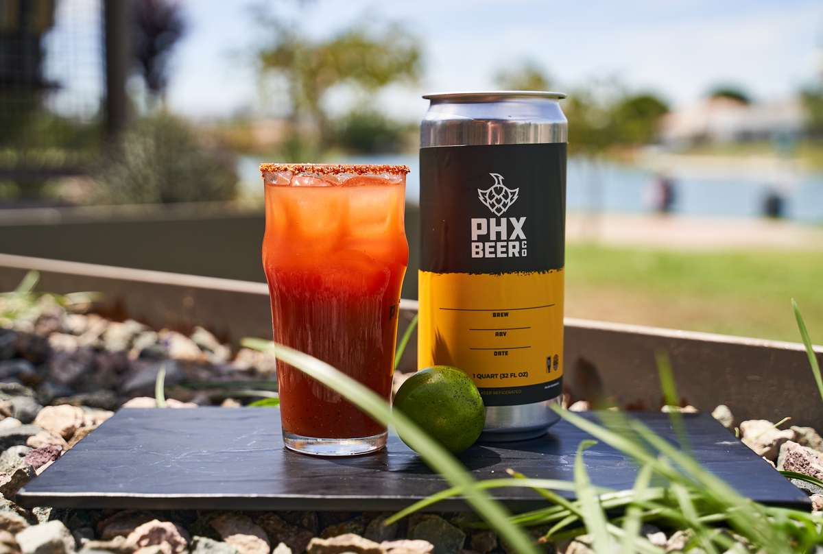 Build Your Own Bloody Mary