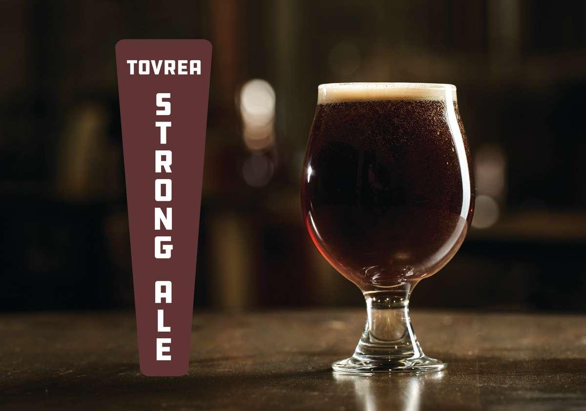 Tovrea Strong Ale