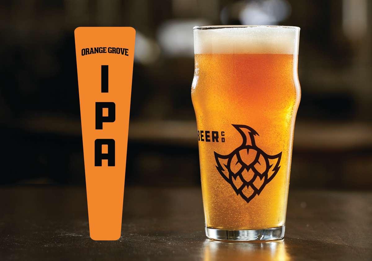 Orange Grove IPA