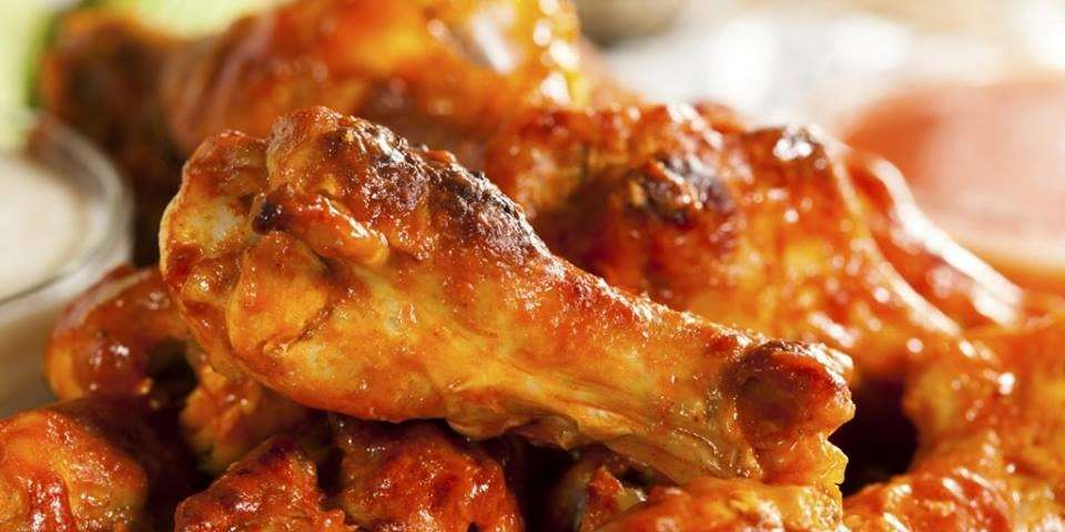 5 Traditional Fried Chicken Wings