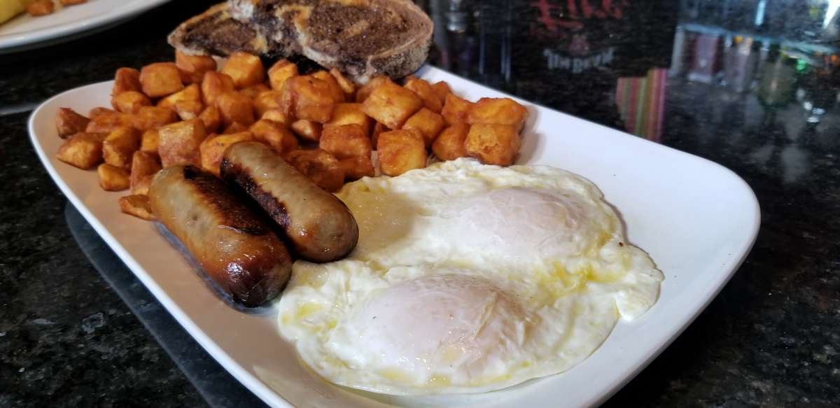 Home Run Breakfast