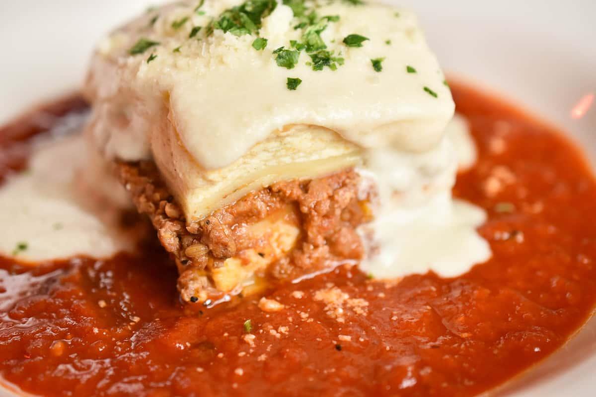 mamma's lasagna