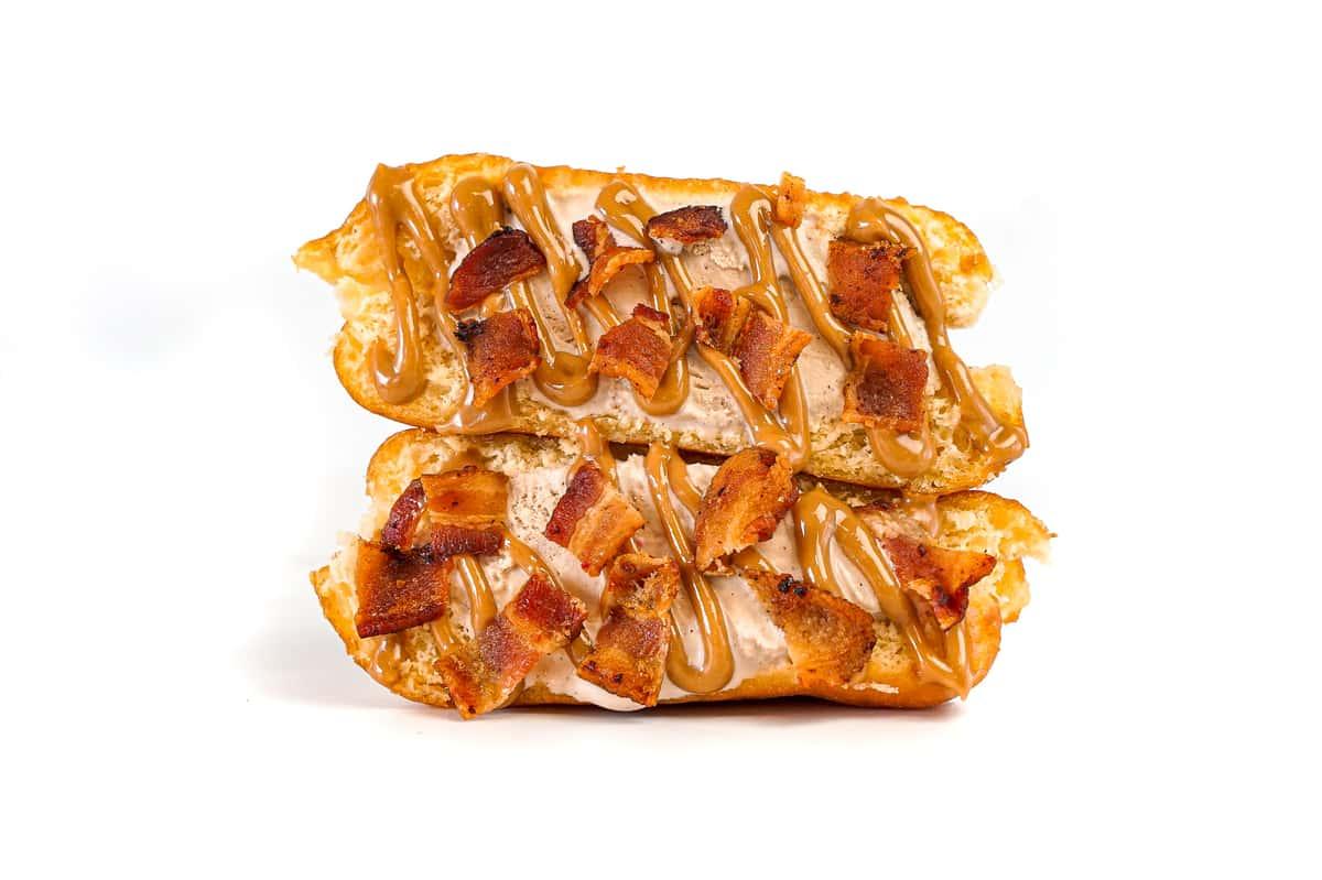 Maple Bacon SMASH Donut (Premium)