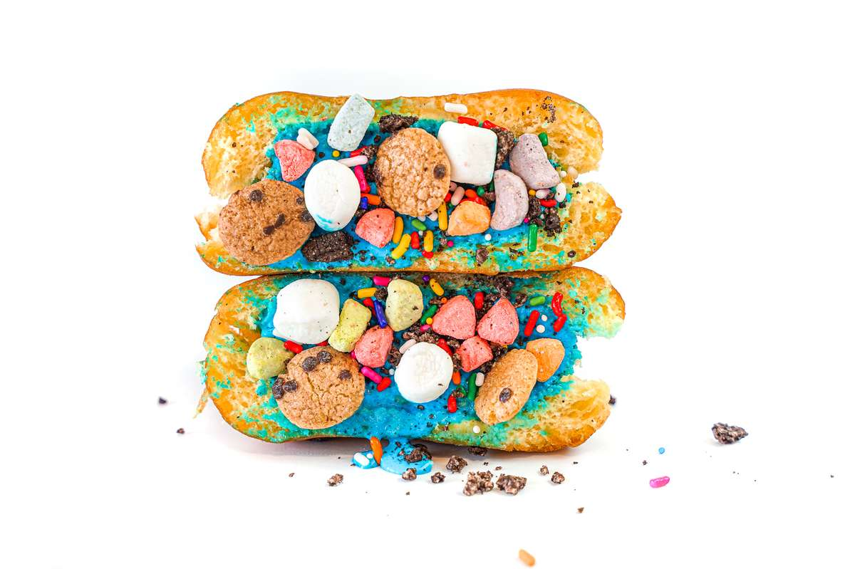 Monster Mash SMASH Donut
