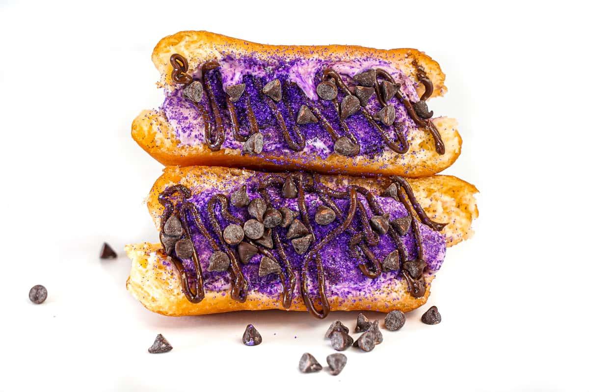 Purple Rain SMASH Donut