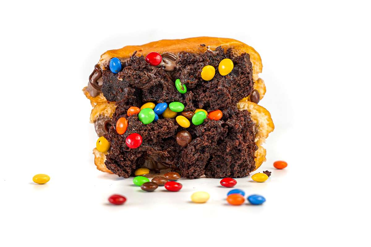 Brownie SMASH Donut (Premium)