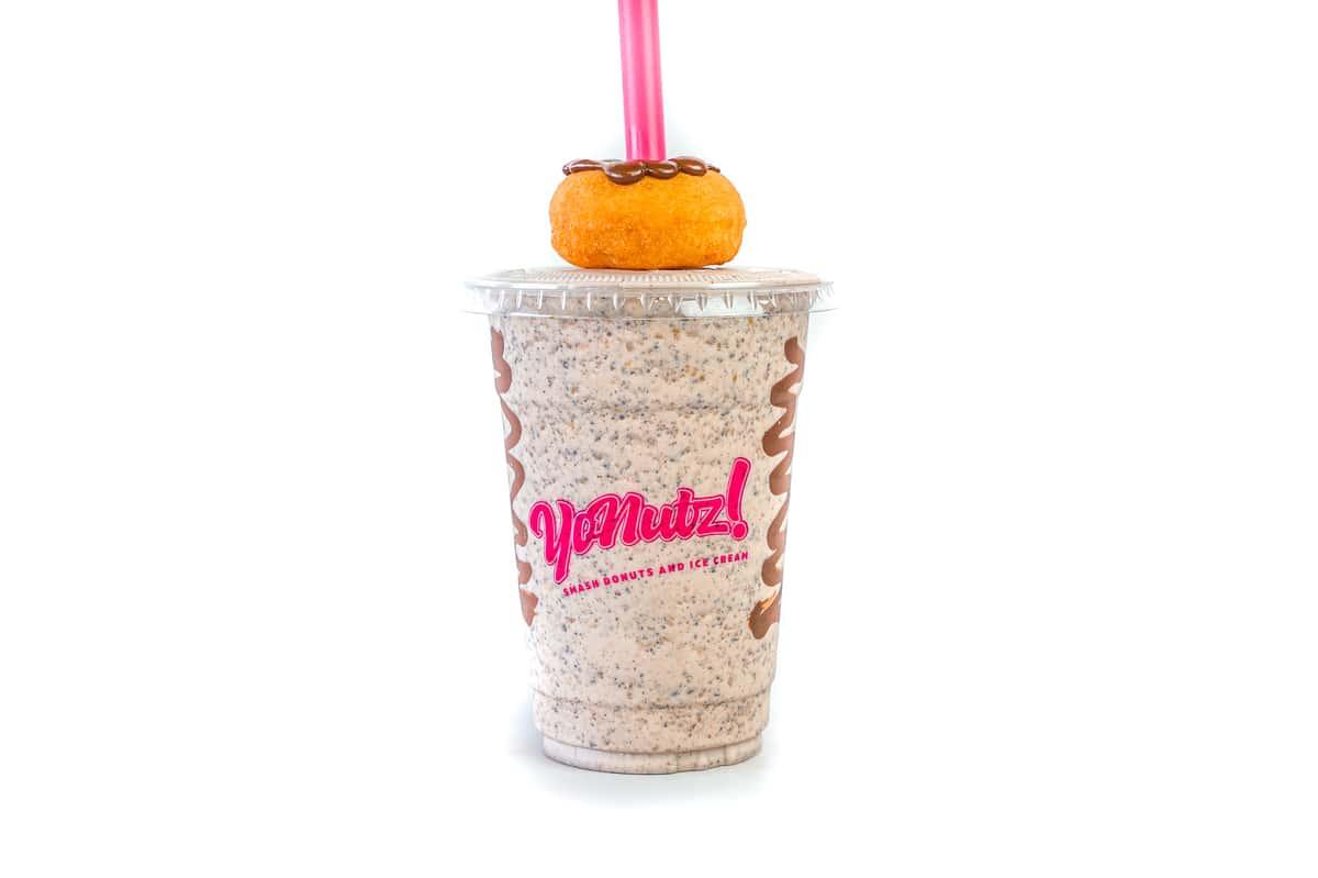 Hella Nutella SMASH Milkshake