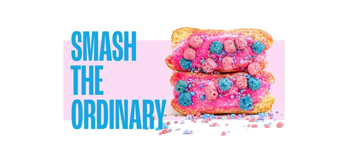 Smash The Ordinary