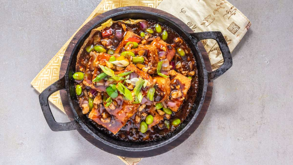 Sizzling Tofu - Party Tray