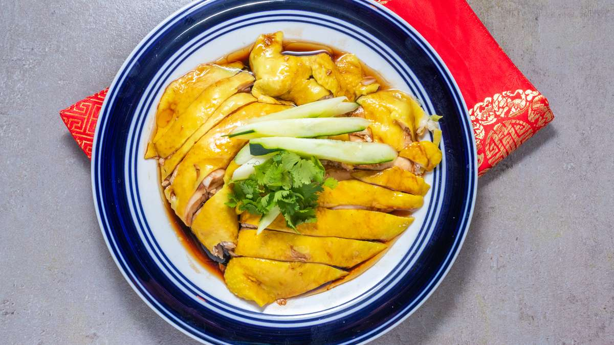 Hainanese Chicken - Party Tray
