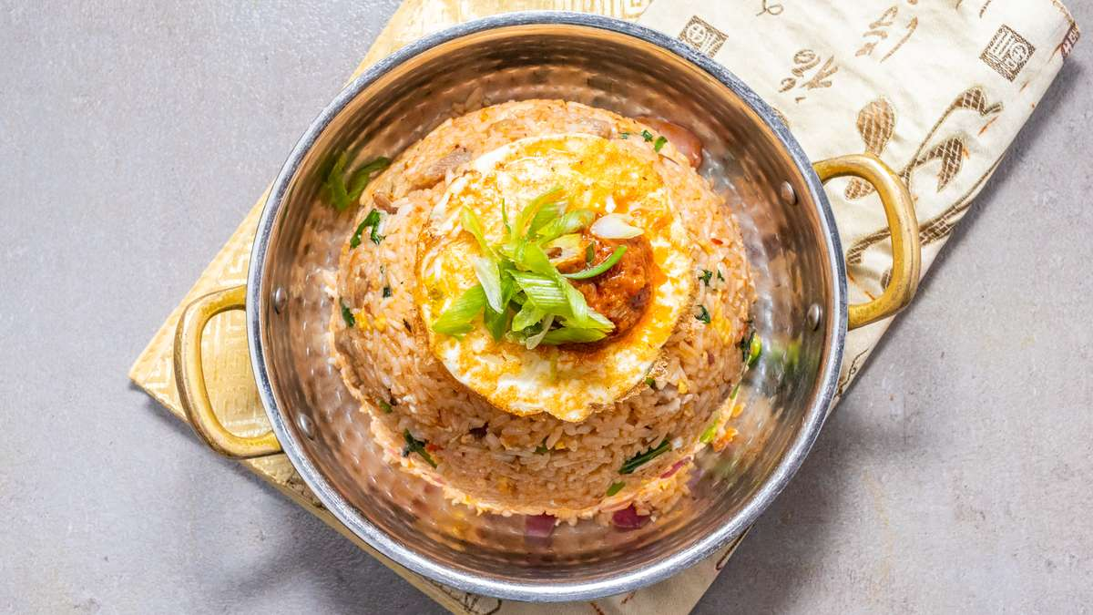 Malaysian Fried Rice - Party Tray
