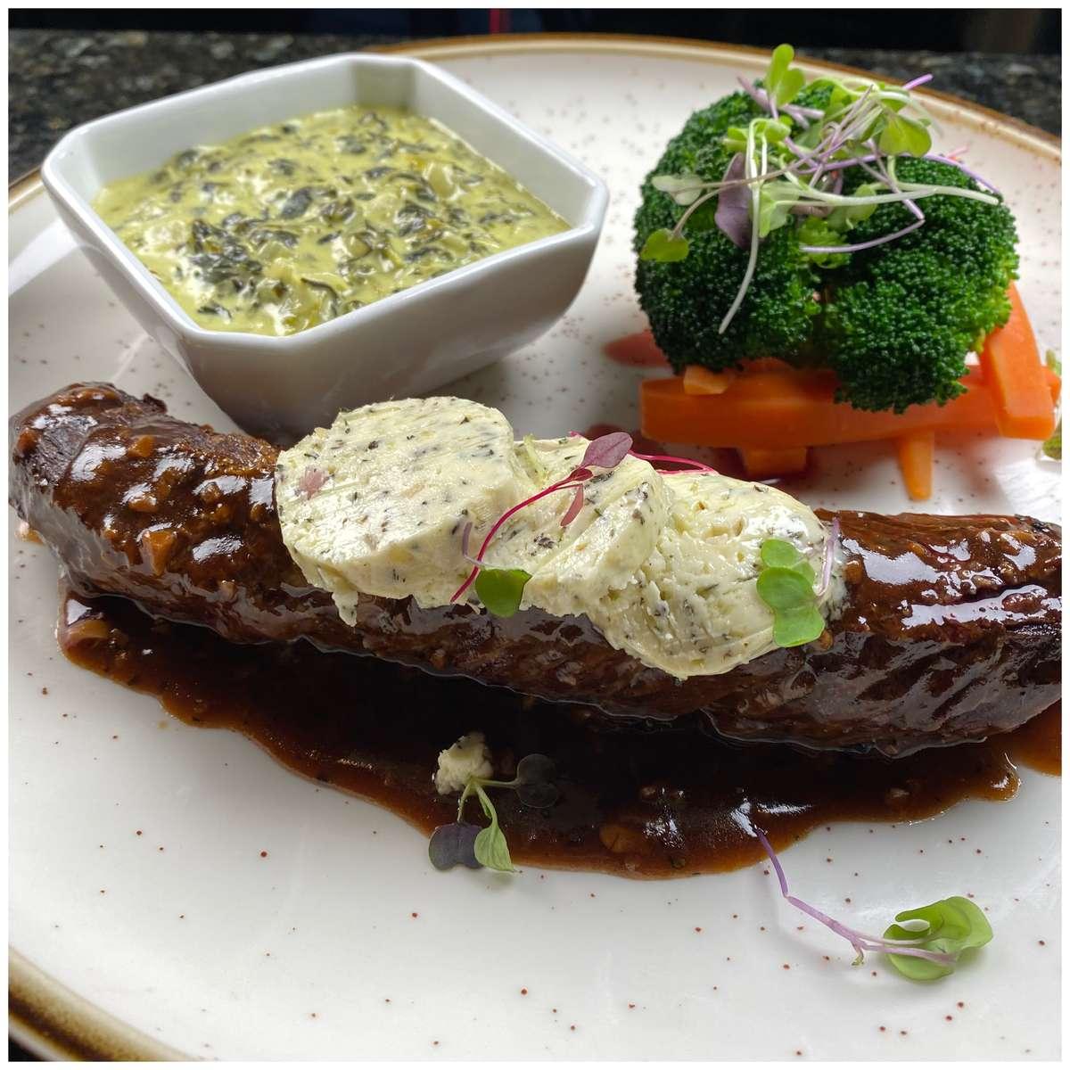 Hanger Steak 12-oz