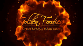 golden foodies - people's choice food award