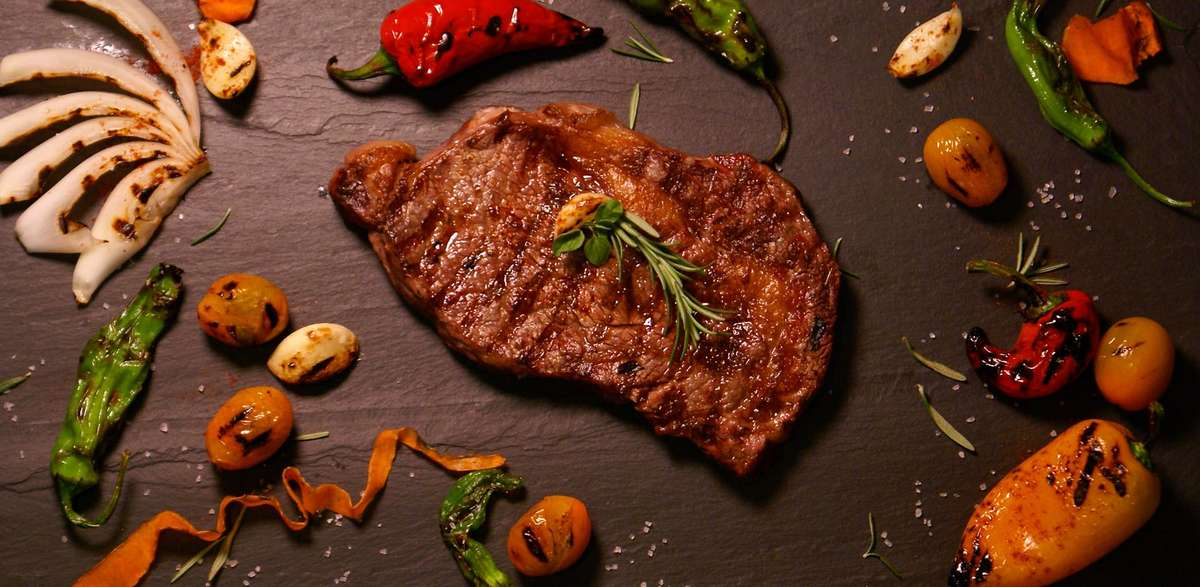 slab of meat