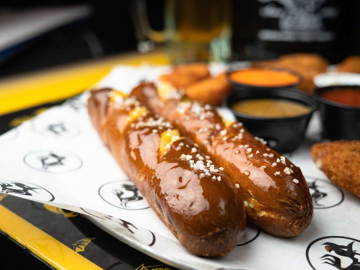 Dutch Pretzel Sticks