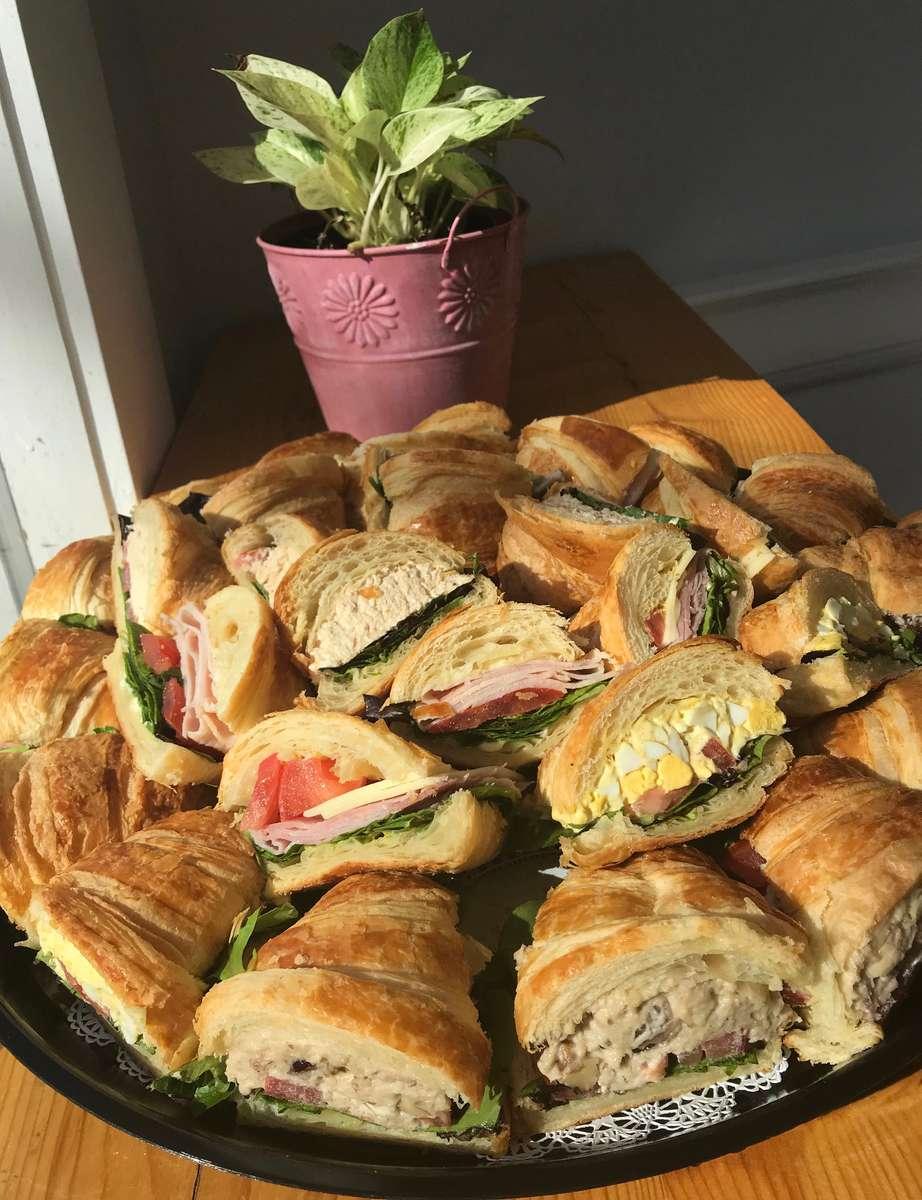 Cove Cafe Sandwich Platters