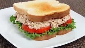 Traditional Tuna Salad