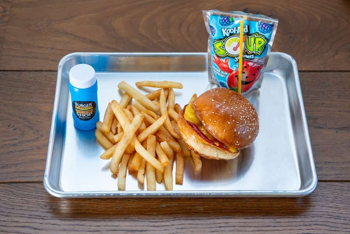 Kid's Cool Meal #2