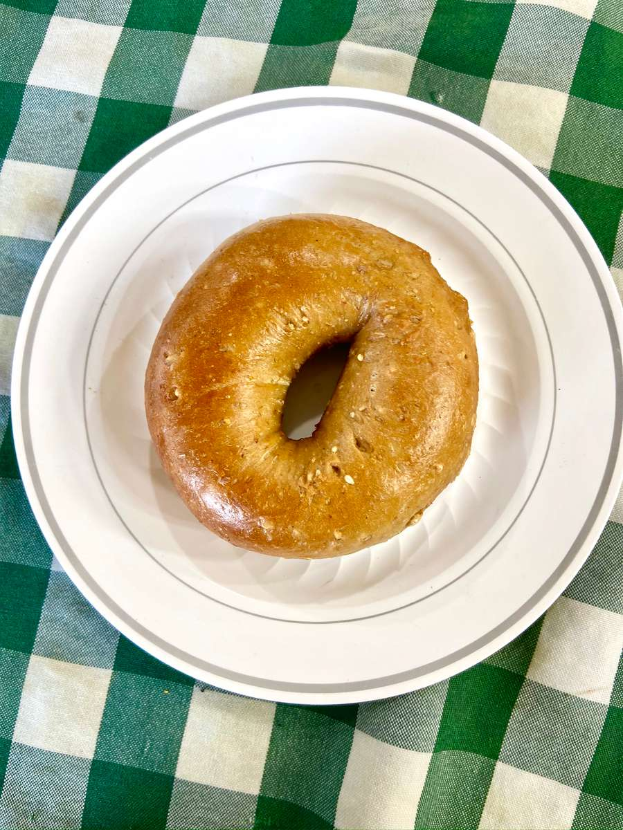 Honey Wheat Bagel