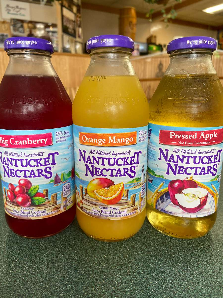Nantucket Juices