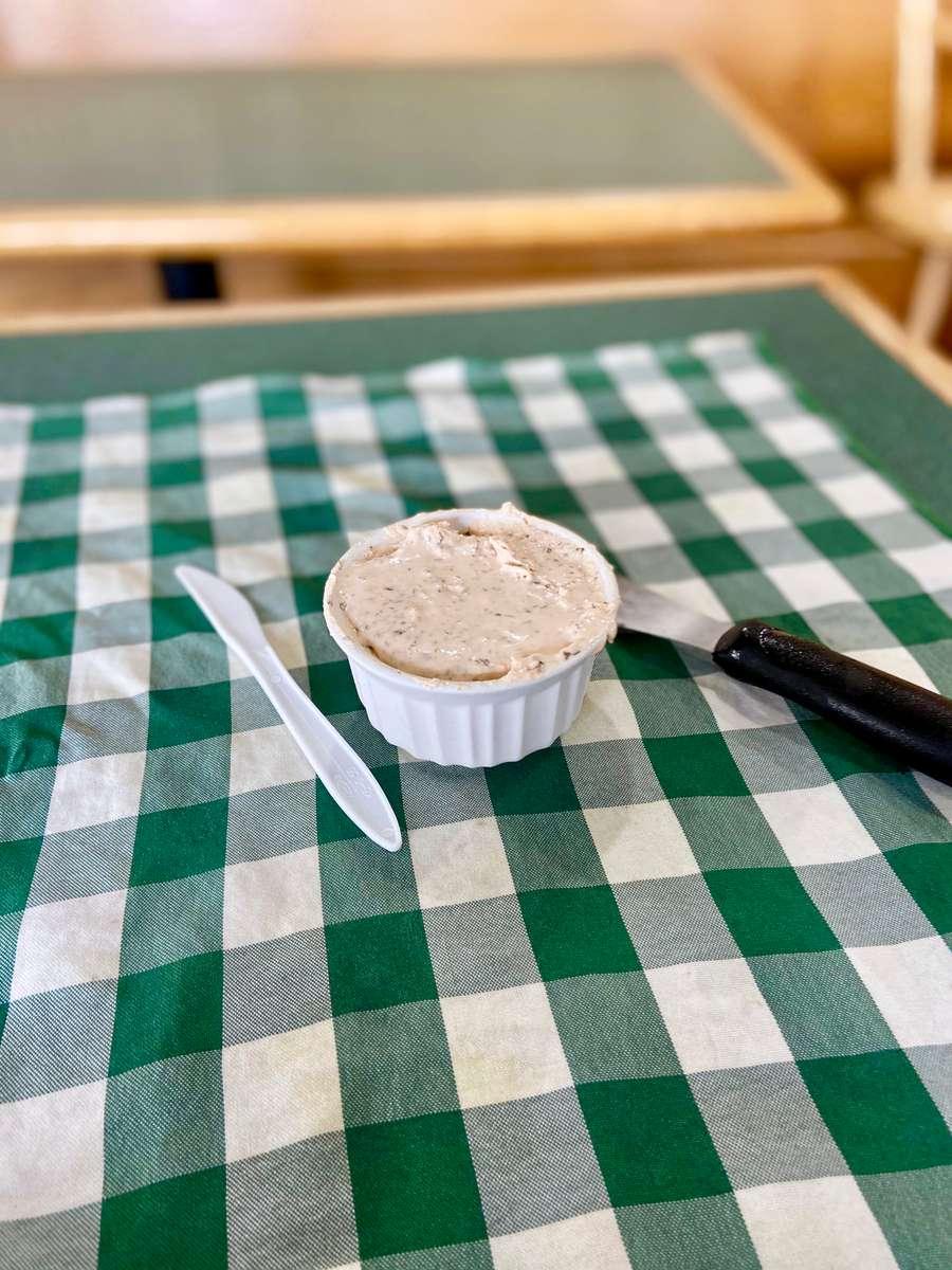 Lite Sundried Tomato Cream Cheese