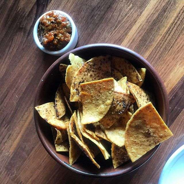 Chips + House Salsa