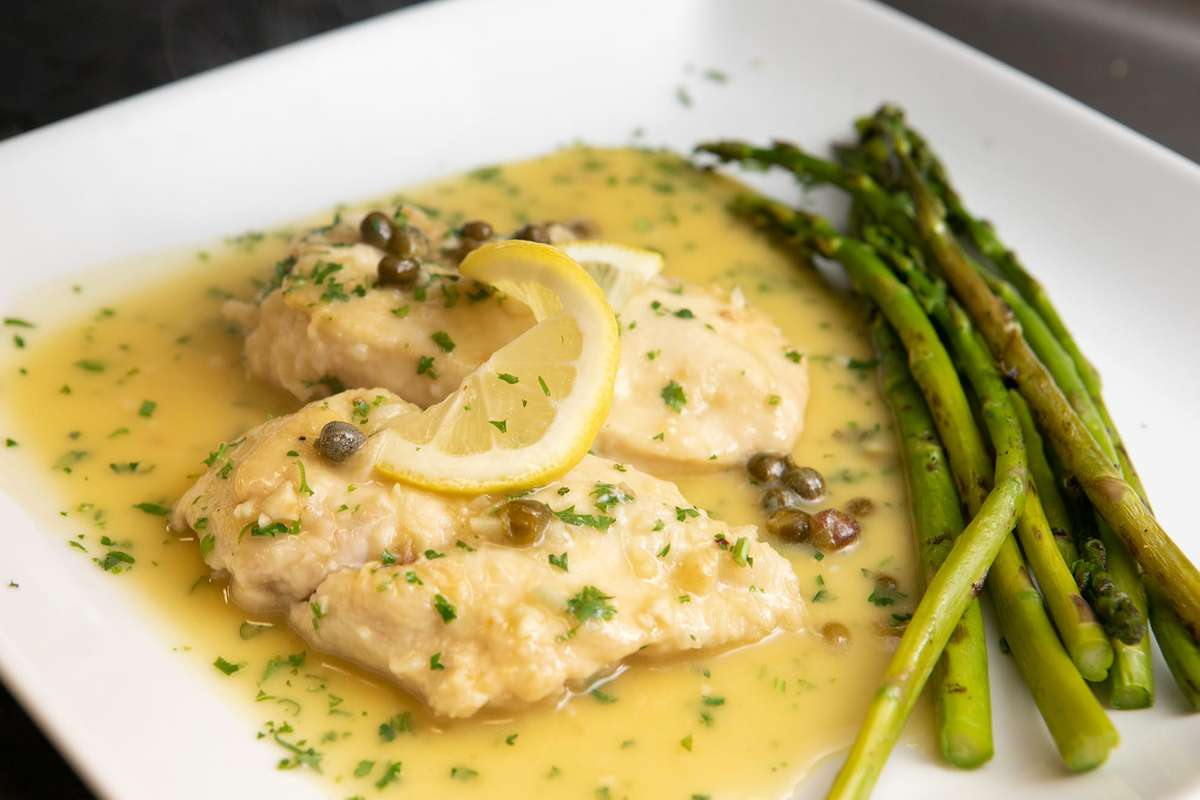 Chicken Francese or Piccata