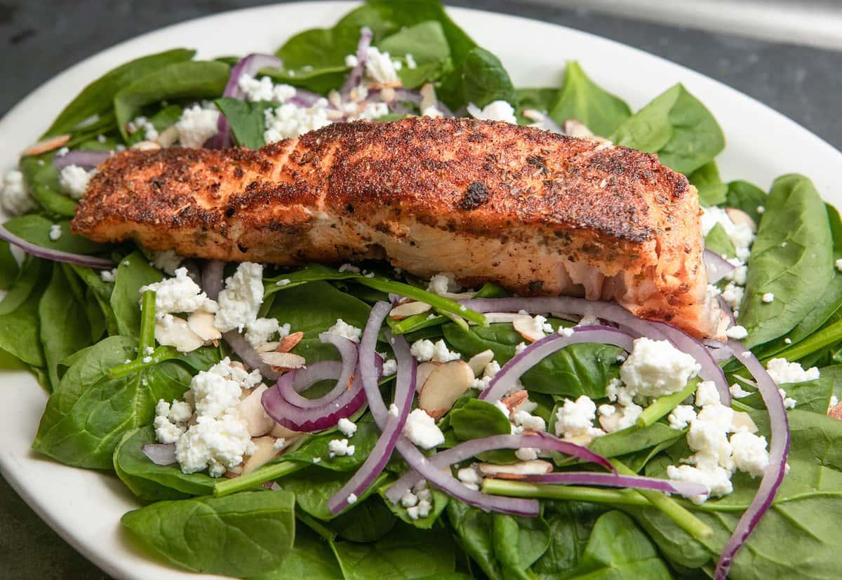 Atlantic Salmon Salad