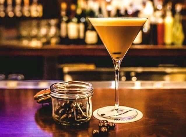 Chocolate Espresso Martini