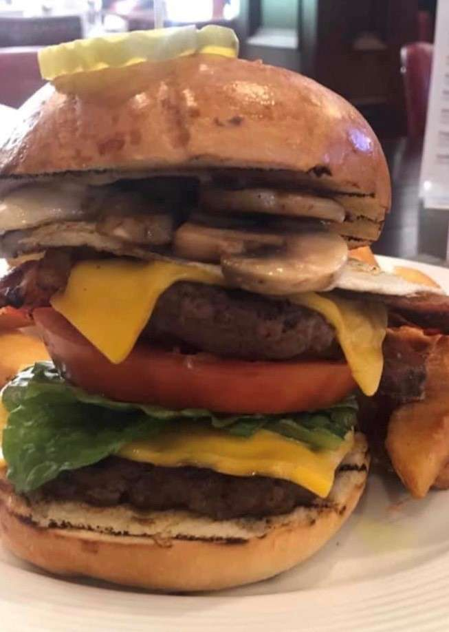 Chef's Ultimate Burger