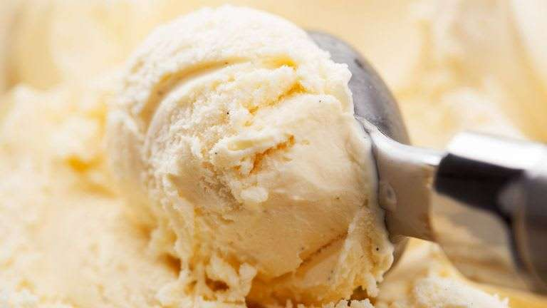 Vanilla Ice Cream Tub
