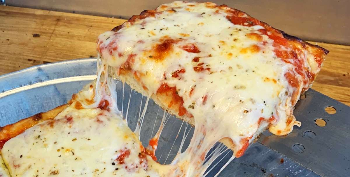 Square Pizzas