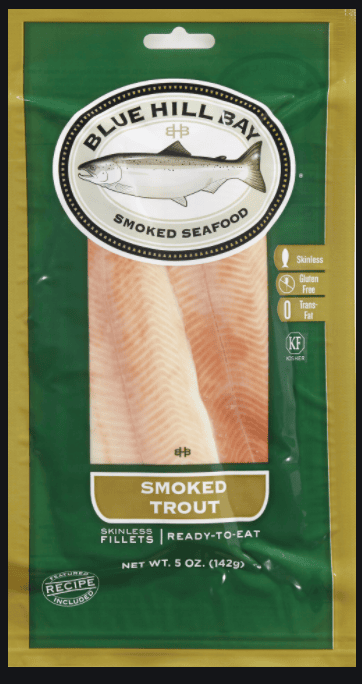 Blue Hill Bay Smoked Trout