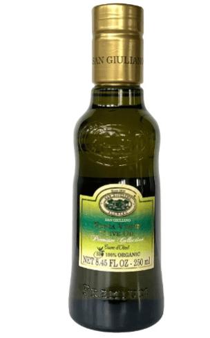 San Giuliano 100% Organic Premium Collection Extra Virgin Olive Oil