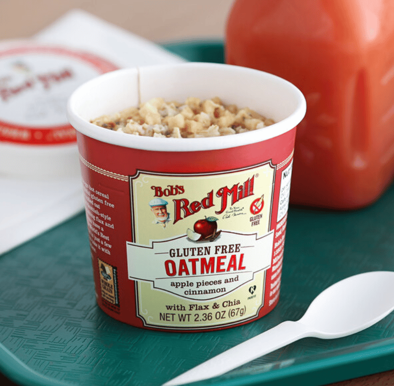 GF Red Mill Oatmeal