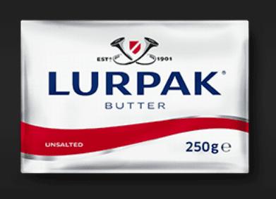 Lurpark Butter