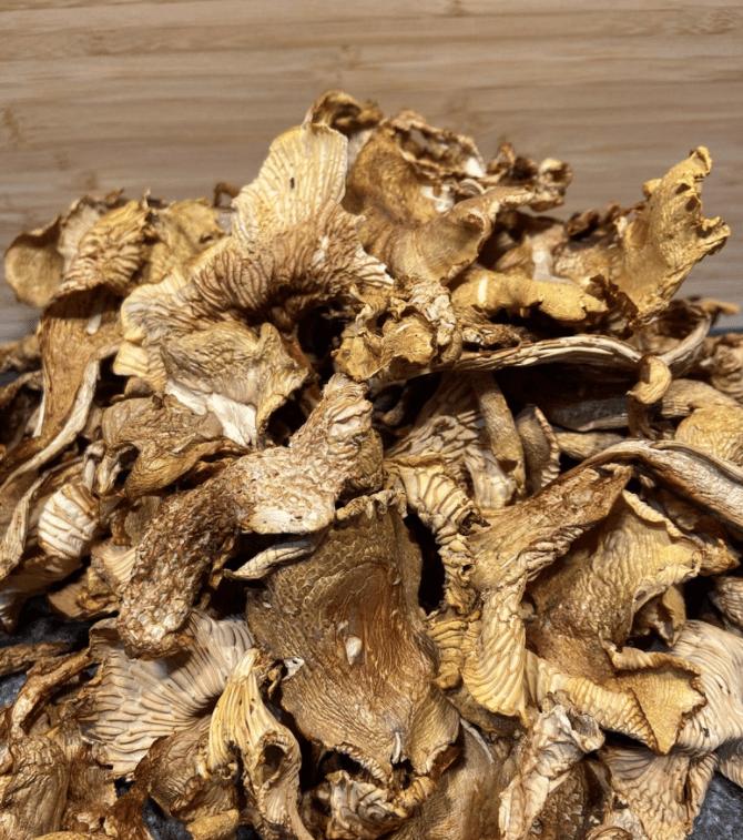 Chantelle Dried Mushrooms