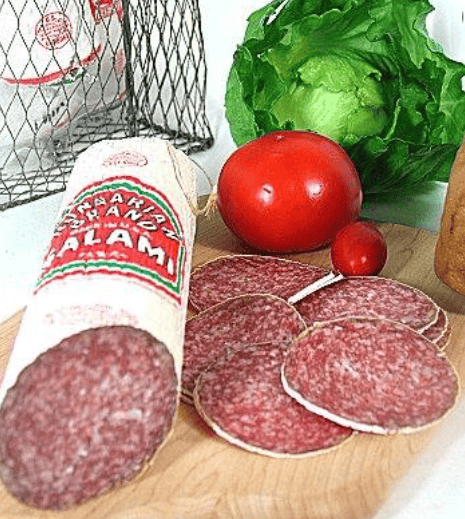 Hungarian Style Teli Salami