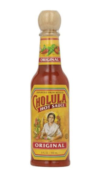 Cholula Hot Sauce Chipotle