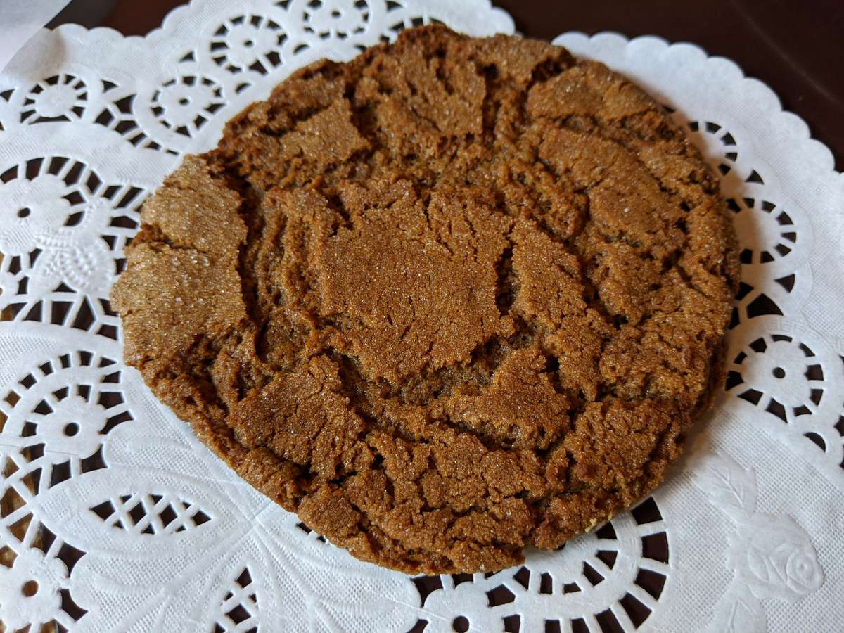Cookie, Molasses Spice
