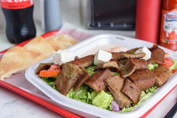 Gyros Salad
